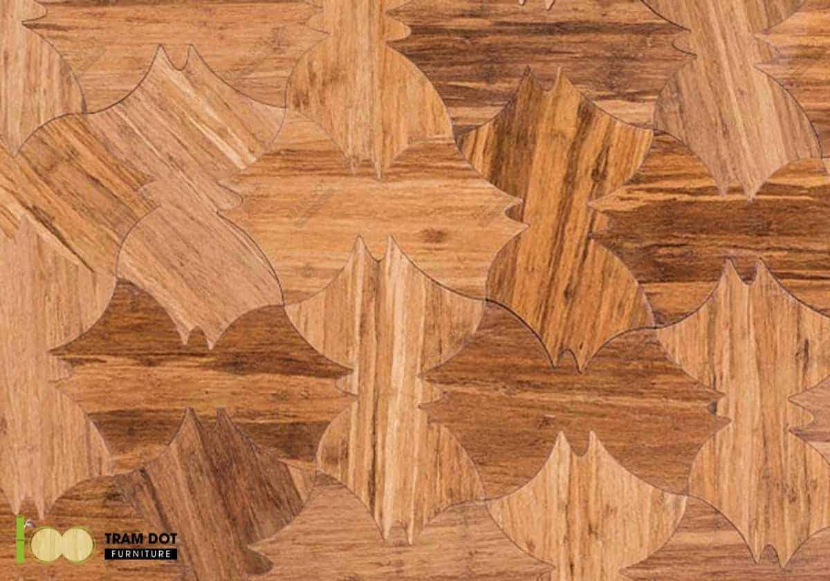 Tấm sàn tre ép từ CNC chất lượng cao 2