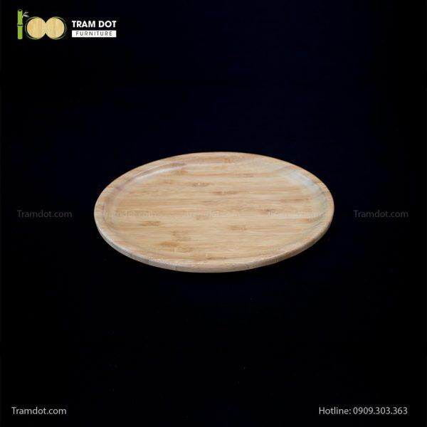 Đĩa tre elip 30.5×20.5cm (HỘP 30 CÁI) | TRAMDOT Furniture
