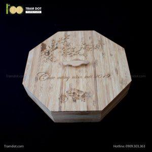 Hộp tre mứt tết | TRAMDOT Furniture