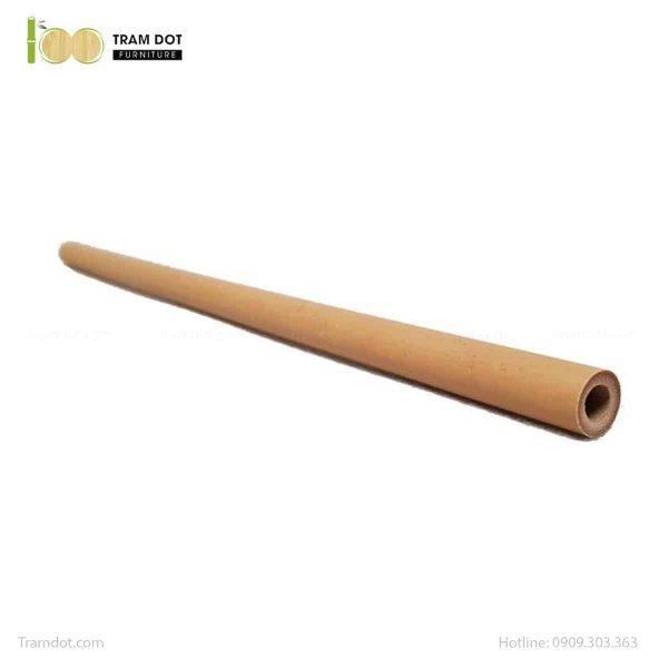 Pack 2 – Ống hút tre, 100% tự nhiên với cọ vệ sinh sơ dừa dài 20cm (3)