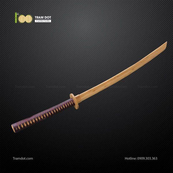 Kiếm tre Katana L100cm TRAMDOT