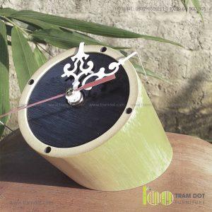 Đồng hồ ống tre DONAL