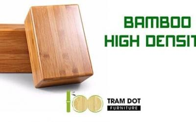 Ván gỗ tre ép khối cao cấp: Qui trình sản xuất  tại nhà máy | TRAMDOT